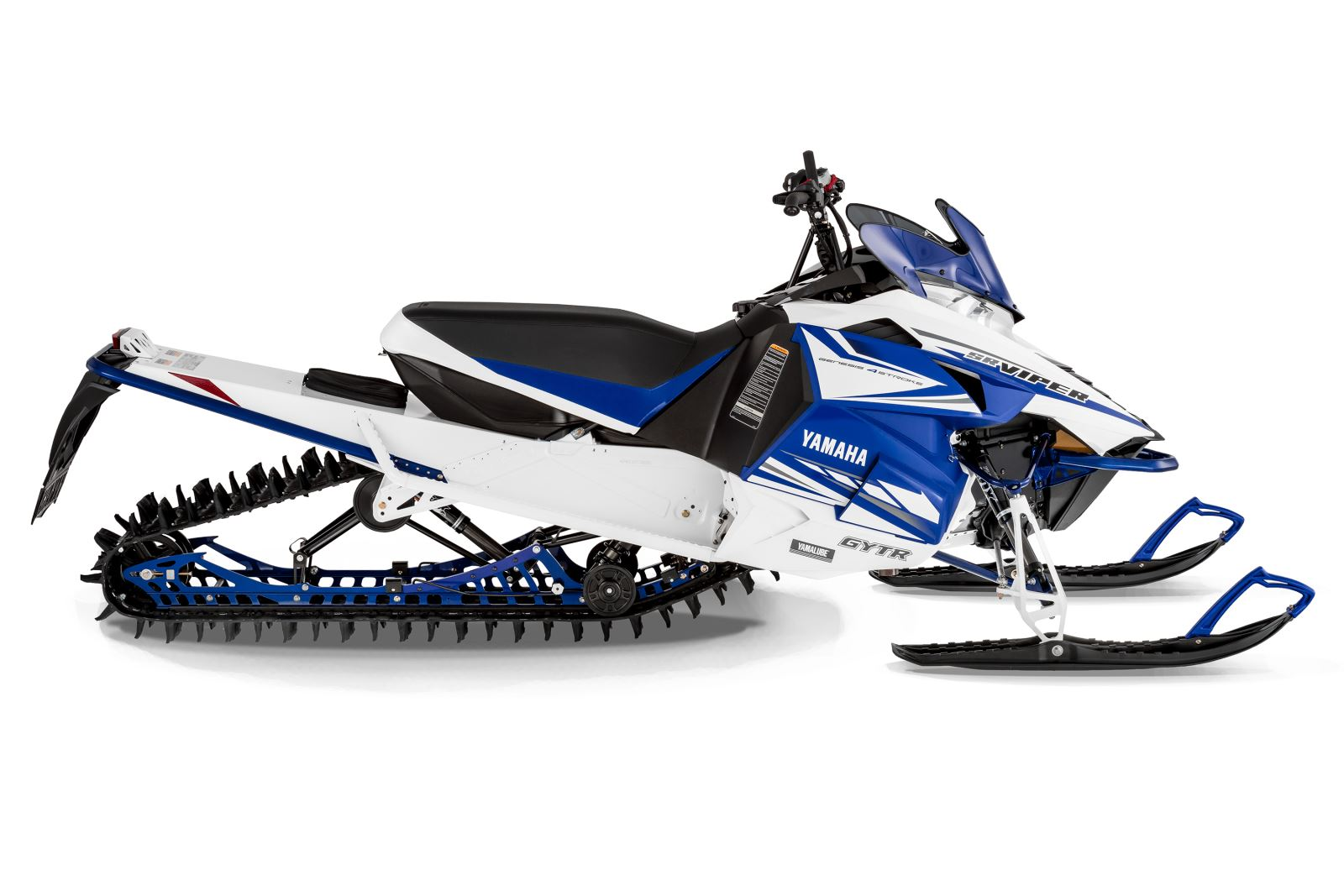 Yamaha Viper Sled Wraps